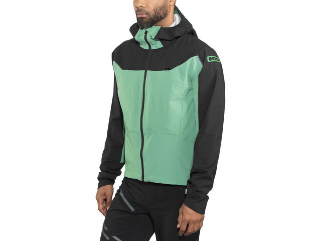 ION Traze Select Hybrid Jacket Men sea green